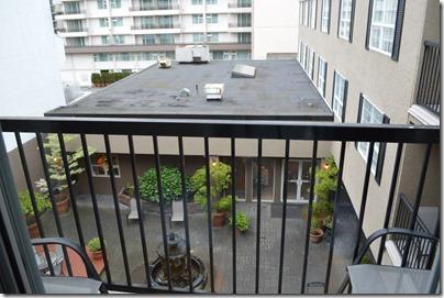 Quality balcony