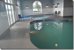 BW Sooke hot tub