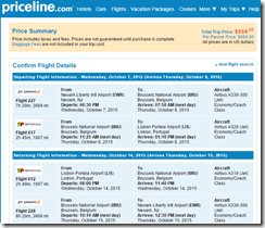 EWR-LIS $668 JET October 7-15