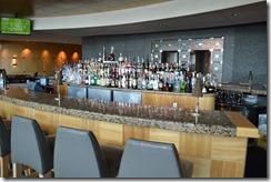 Fairmont YVR bar