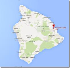 Google Maps Hawaii