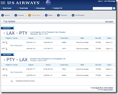 LAX-PTY $379 AA May15