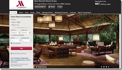 Marriott Mulu Resort