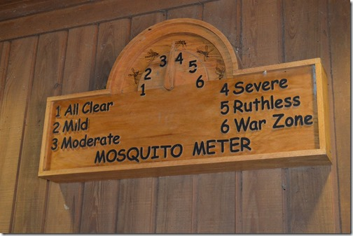 Congaree Mosquito Meter