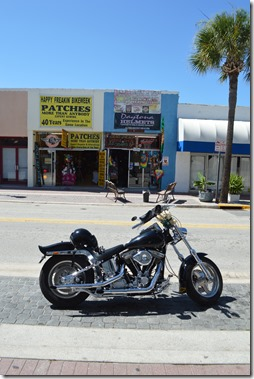 Daytona Beach bike
