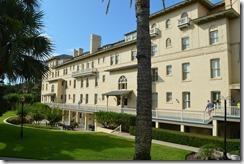 Jekyll Club Hotel rear