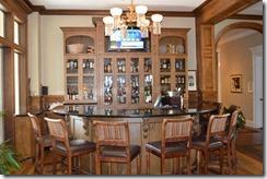 Jekyll Hotel bar