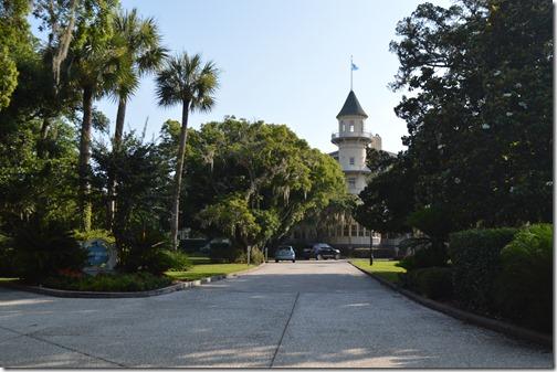 Jekyll Island Club turret