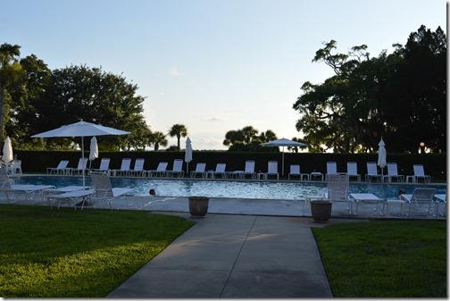 Jekyll Island hotel pool