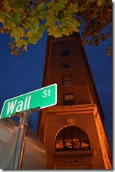 Wall Street Asheville