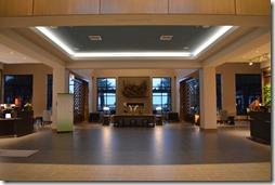 Westin Jekyll lobby