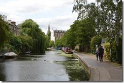 Camden canal