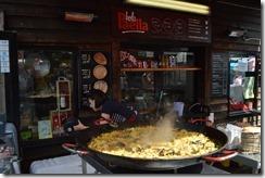Camden paella