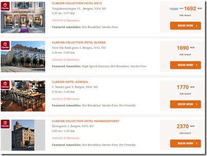 Choice Hotels Bergen