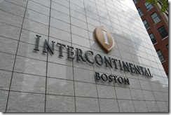 IC  Boston sign