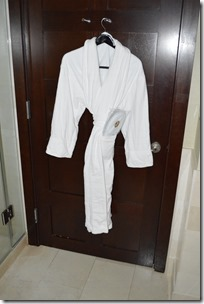 IC bathrobe