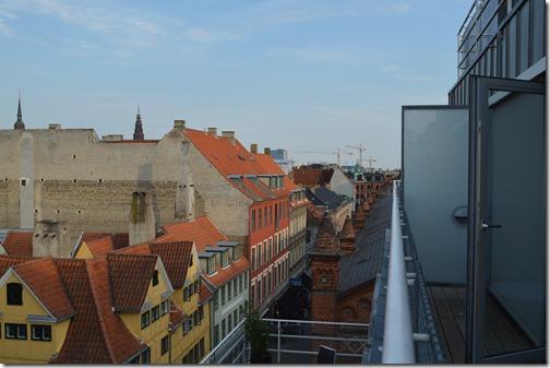 Skt Petri 508 balcony view