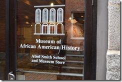 Boston African American Museum