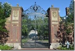 Harvard Yard Main Gate