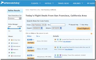 airfarewatchdog com promo codes