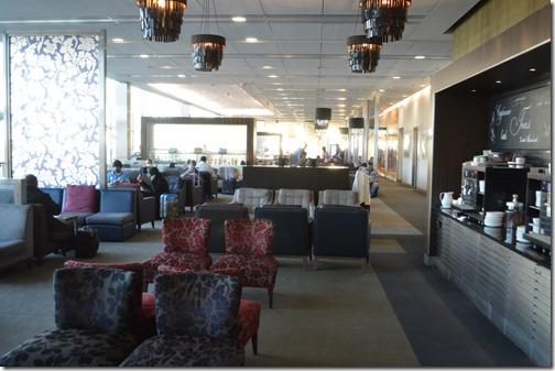 BA Lounge T5 LHR