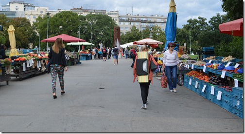 Brno farmers market