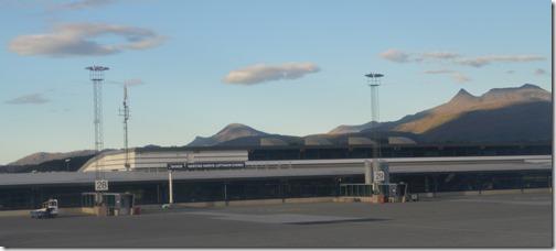 Evenes Airport