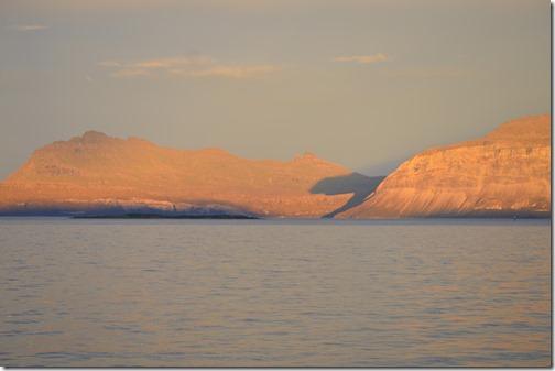 Hotel Arcticus view