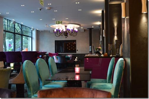 Hotel Oleana lobby bar