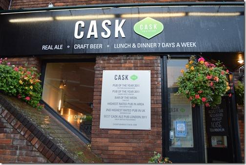 London Cask