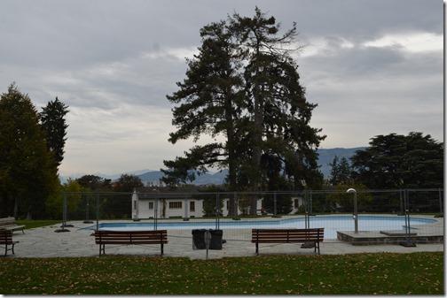 Geneva park pool