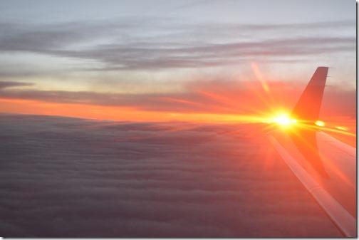 AA Sunset