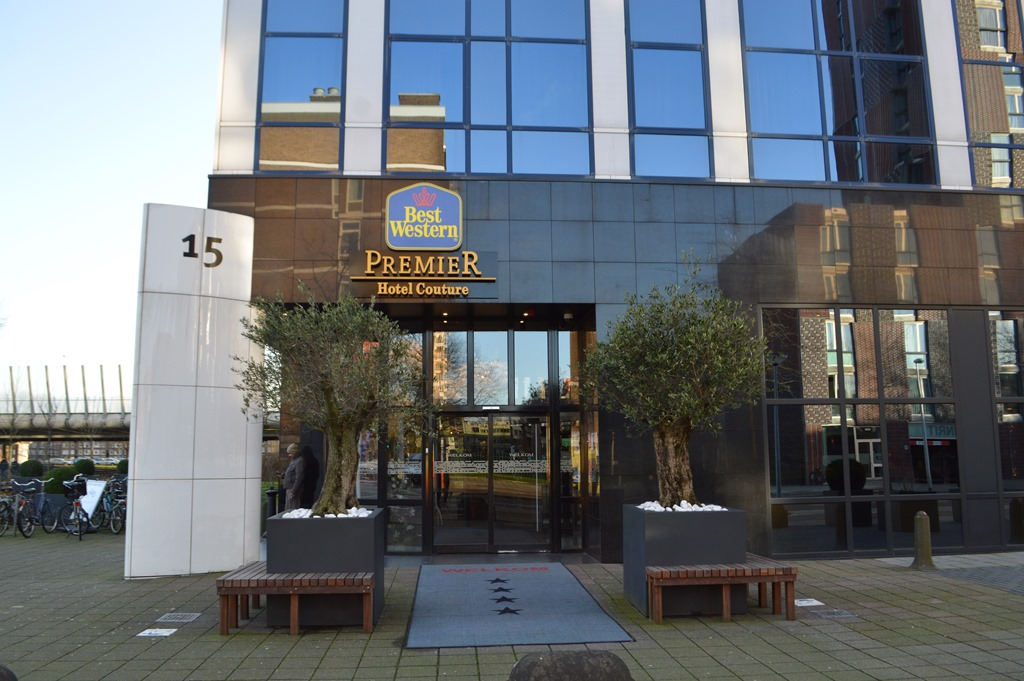 Best Western Premier Amsterdam Hotel Couture Hotel Review