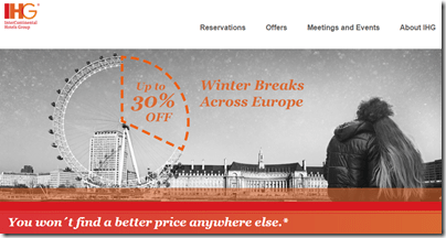 IHG Winter Breaks 2016