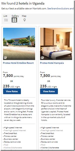 Marriott Uganda