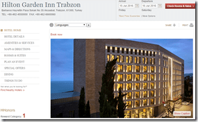 HGI Trabzon TK Cat-1 homepage