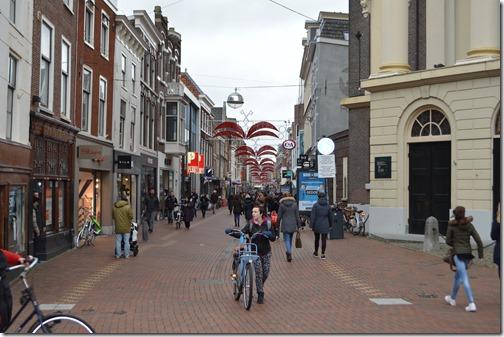 Leiden shopping