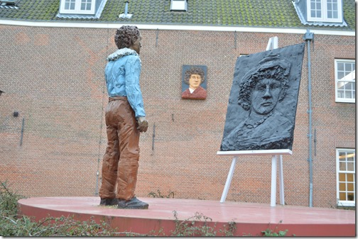 Rembrandt Leiden