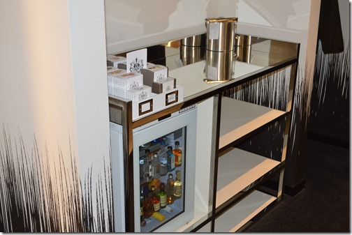 SLS Las Vegas mini-bar