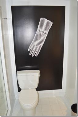 SLS Las Vegas toilet