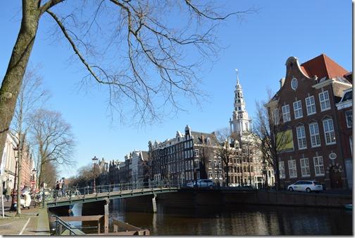 Zuiderkerk view