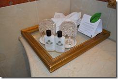 Amstel Hotel bath amenities