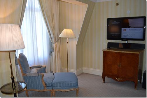 Amstel Hotel chair