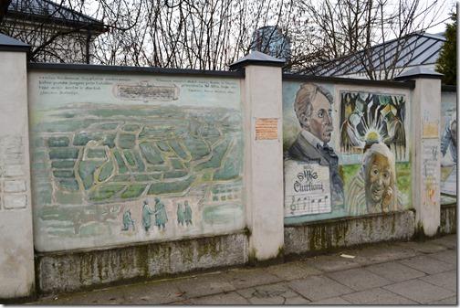 MK Ciurlionio mural