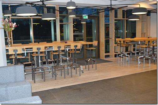 Ramada lobby seats