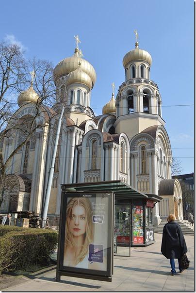 Vilnius church