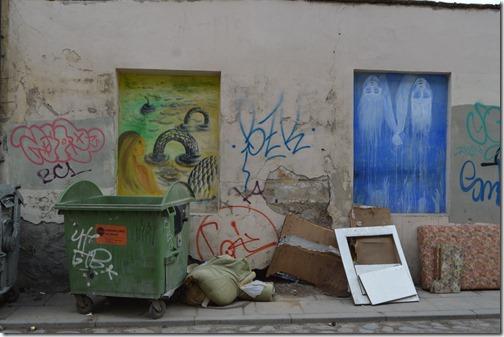 Vilnius street art-tags
