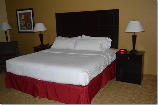 HIX Pensacola bed