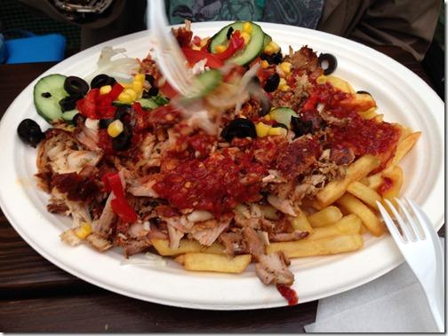 Danie kebab chicken