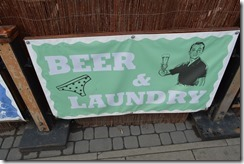 Frania Cafe beer-laundry